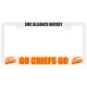 Style 200 License Plate Frame