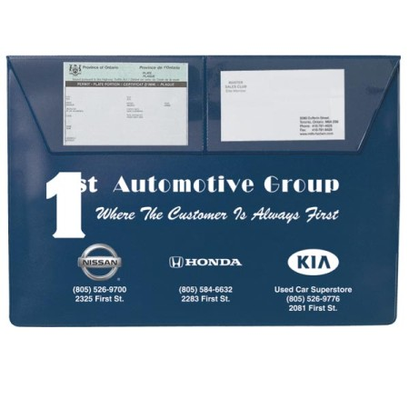 02-280 Warranty Envelope