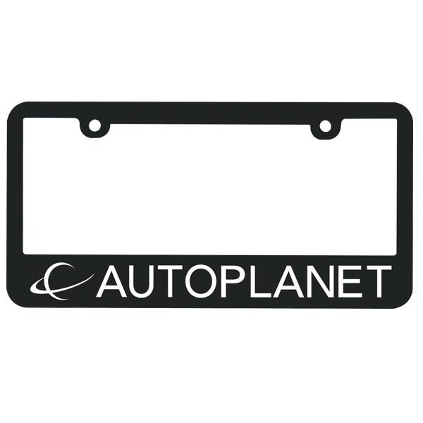 License Plate Frame-Style 400 | Hamsar