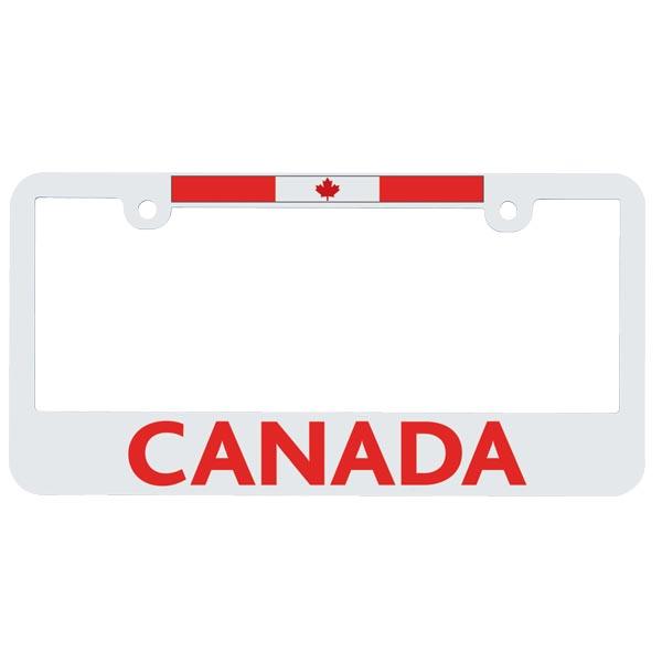 Hamsar | Spec License Plate Frames-Canada